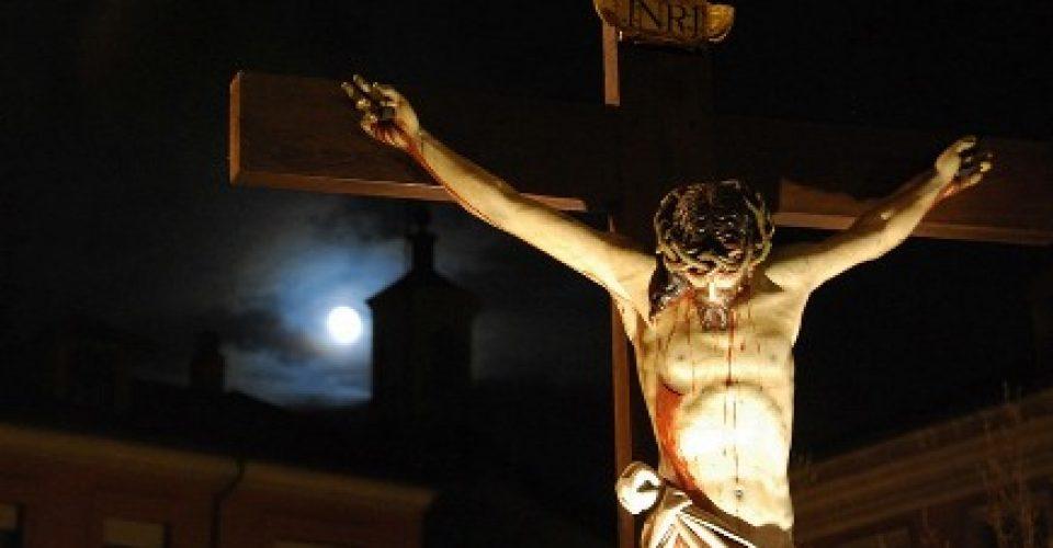 Triduo en honor al Santísimo Cristo del Consuelo. Día 2°.