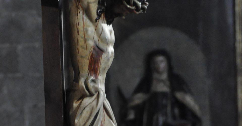 Triduo en honor al Santísimo Cristo del Consuelo