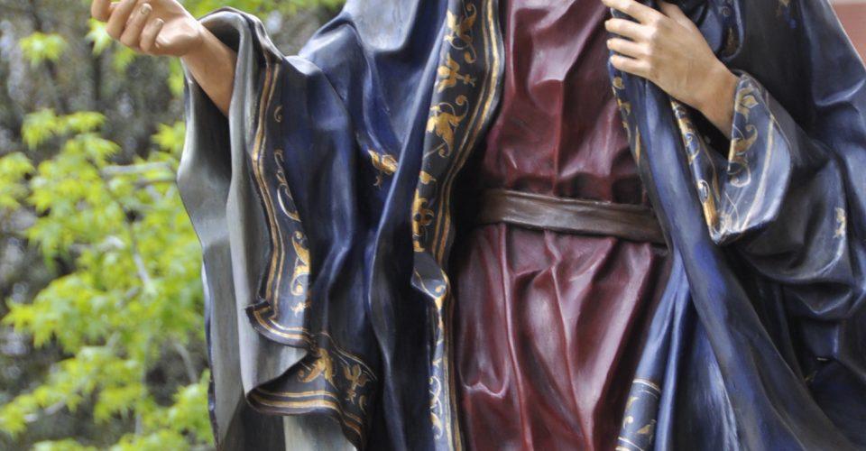 Triduo en honor a la Virgen de la Alegría